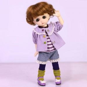 StrawBerina, Mix n 'Match, Sweet Purple - GA0005A