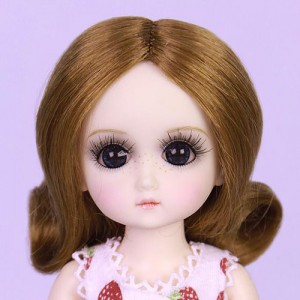StrawBerina Brunette - GD0002A Wig Only