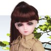 Ruby Red Galleria BJD Senson Starry Red Aifie - WA0007A