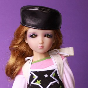Ruby Red Galleria BJD Senson Twinkle Star,Virgo - WA0011A