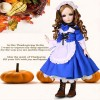 Ruby Red Galleria BJD Senson Housework-outfit only
