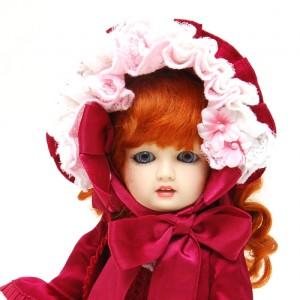 Ruby Red Galleria BJD Bleuette Charmette Rosy Fantasia
