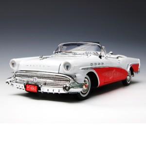 [MOTORMAX] 1:18 1957 BUICK ROADMASTER - 73152