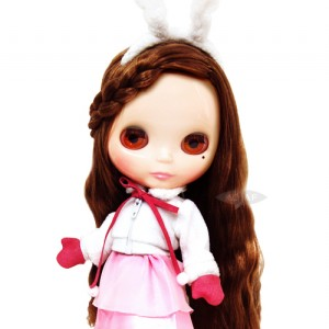 Easter costume for blythe and momoko- outfit only - PA0018A