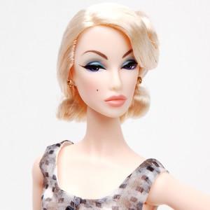 FR: Monogram Bemused Dressed Doll - 93024