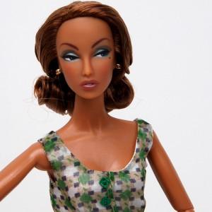 FR: Monogram Envied Dressed Doll - 93025