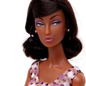FR: Monogram Passionate Dressed Doll - 93026