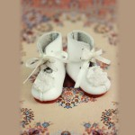Ruby Red Galleria White Leather Shoes - EH0007B
