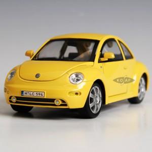 [CARARAMA] 1:24 VW New Beetle
