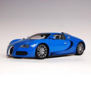 [MINICHAMPS] 1:18 Bugatti Veyron Blue - 100110821