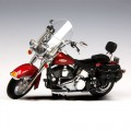 [HIGHWAY61] 1:12 H-D 2009 FLSTC HERITAGE SOFTAIL CLASSIC - 81073