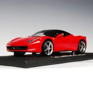 [HOTWHEELS] 1:18 Ferrari 458 Italia - T8422