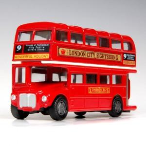 [MOTORMAX] London series Sightseeing Bus - 760002