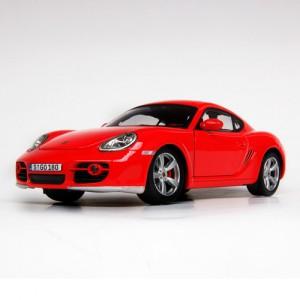 [CARARAMA] 1:24 Porsche Cayman S - 34012