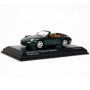 [MINICHAMPS] 1:64 Porsche 911 Carrera S Cabriolet - 640 066430