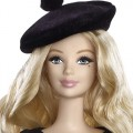 France Barbie Doll - X8420