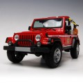 [Maisto] 1:18 2003 JEEP WRANGLER RUBICON (BRUSH FIRE UNIT) - 36115 / Jeep / model car / Die-cast