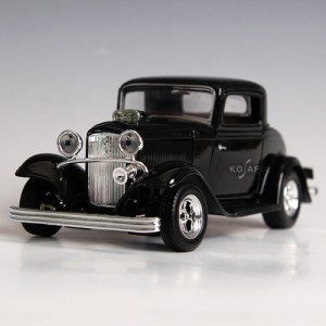 [MOTORMAX] 1:24 1932 FORD COUPE - 73251