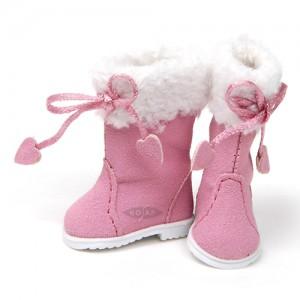SNOW Pink Boots - RH0036A