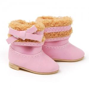 WARM Pink Boots - RH0035A