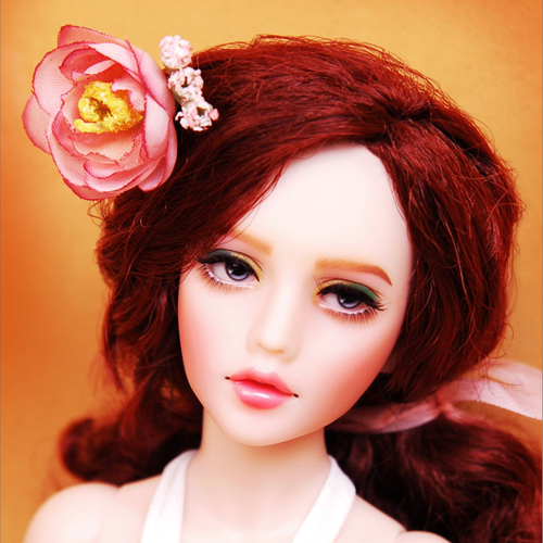 BJD 16' MSD Shahti 'Exotic Illusion' Basic Dressed Ball Jointed Doll