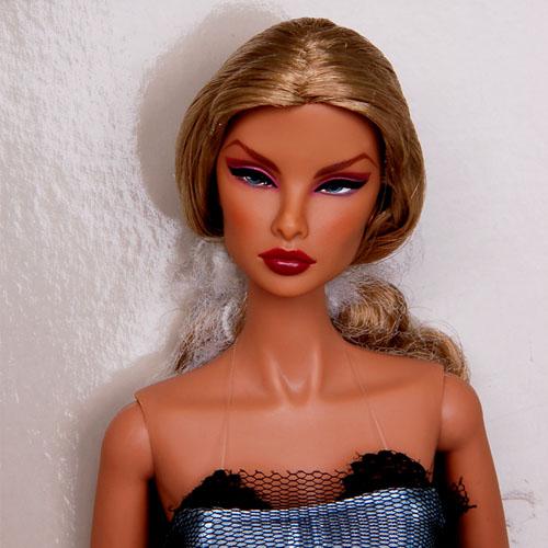 Private Goddess, Natalia Fatale Dressed Doll - 91254