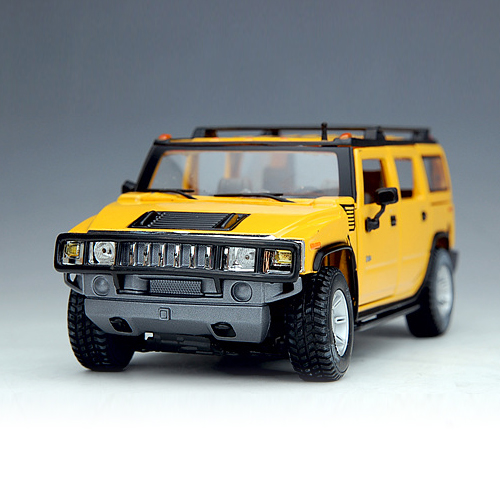 [Maisto] 1:27 2003 HUMMER H2 SUV - 31900 / Hummer / model car / Die-cast