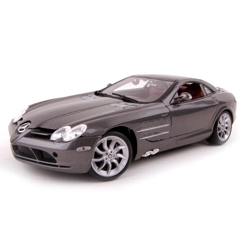 [Maisto] 1:18 Mercedes SLR McLaren (GREY) - 36653 / McLaren / model car / Die-cast