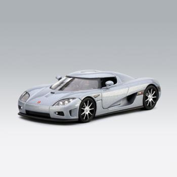 [AUTOART] 1/43 KOENIGSEGG CCX (SILVER) (59003) / Koenigsegg / model car / Die-cast
