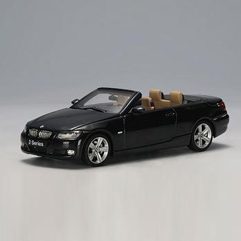 [AUTOART] 1/43 BMW 3-SERIES CONVERTIBLE 2007 (55177) / model car / Die-cast
