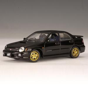[AUTOART] 1/43 SUBARU IMPREZA WRX STI (58643) / Subaru Impreza / model car / Die-cast