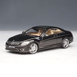 [AUTOART] 1/43 MERCEDES-BENZ CL63 AMG - BLACK_56247 / Benz / model car / Die-cast