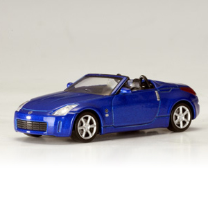 [AUTOART] 1/64 NISSAN FAIRLADY Z ROADSTER (BLUE) _20503 / Nissan / model car / Die-cast