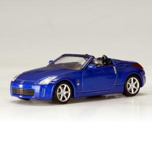[AUTOART] 1/64 NISSAN FAIRLADY Z ROADSTER (BLUE) _20503 / Nissan / model car / Die-cast