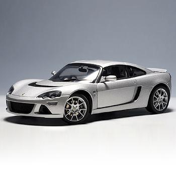 [AUTOART] 1:18 LOTUS EUROPA S (SILVER) (75366) / Lotus Europa / model car / Die-cast