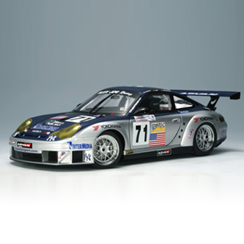 "[AUTOART] 1:18 PORSCHE 911 (996) GT3 RSR 2005 ALEX JOB ""# 71 (80583) / Porsche 911 / model car / Die-cast"