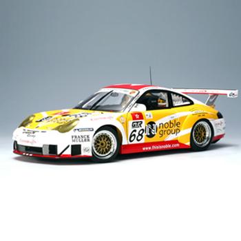 [AUTOART] 1:18 PORSCHE 911 (996) GT3 RSR 2005 FIAGT ZHU HAI MATTHEW (80582) / Porsche 911 / model car / Die-cast