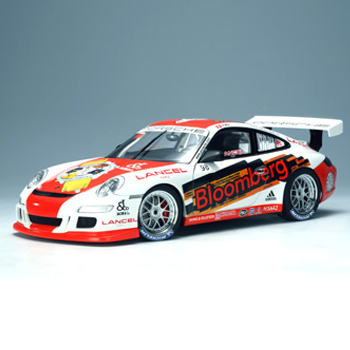 [AUTOART] 1:18 PORSCHE 911 (997) GT3 CUP 2006 # 98 PHILIP MA (80689) / Porsche 911 / model car / Die-cast