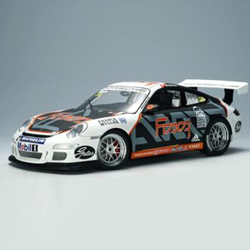 [AUTOART] 1:18 PORSCHE 911 (997) GT3 CUP PCCA ZHUHAI 2006 MATTHEW MARSH # 33_80782 / Porsche 911 / model car / Die-cast