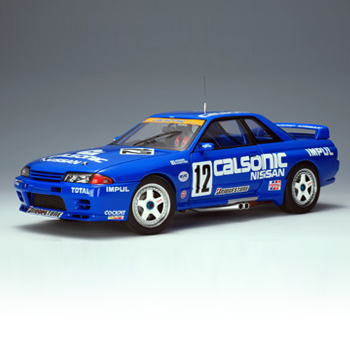 [AUTOART] 1/18 NISSAN SKYLINE GT-R (R32) GROUP A 1993 'SKYLINE (89376) / Nissan Skyline / model car / Die-cast