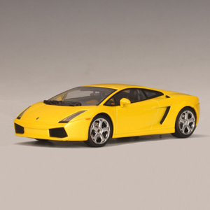 [AUTOART] 1/43 LAMBORGHINI GALLARDO METALLIC YELLOW - 54561