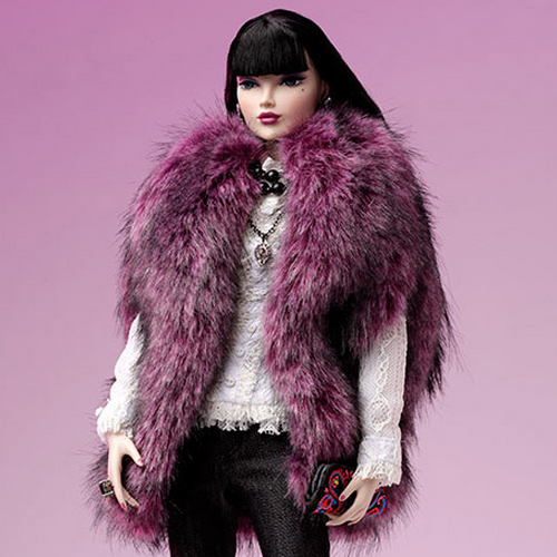 """16"""" Yeti to Wear Tulabelle Dressed Doll - 86003"""