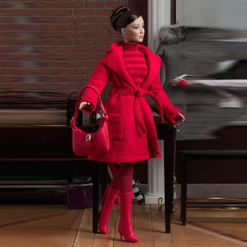 TONNER Big Apples Rouge - Outfit & Acc Only TW8405