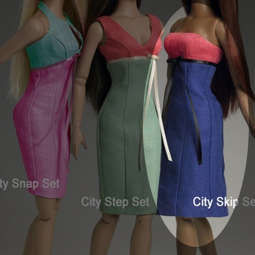 """TONNER 16"""" City Skip Set- outfit only TBQOF02"""