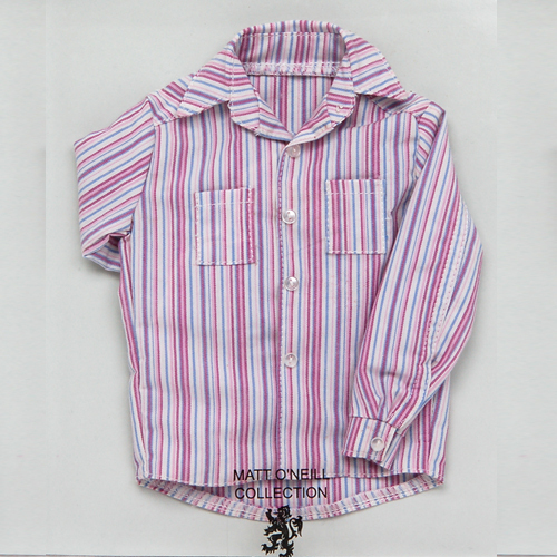 "TONNER 16"" Cool Stripe Shirt-only outfit T5N17B00003"