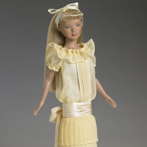 "TONNER 12"" Tea Party - outfit only AWMO04"
