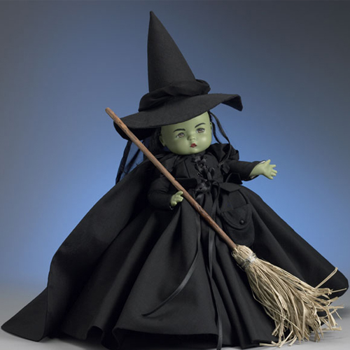 "TONNER 14"" Patsy as THE WICKED WITCH OF THE WEST - Z14D14001"