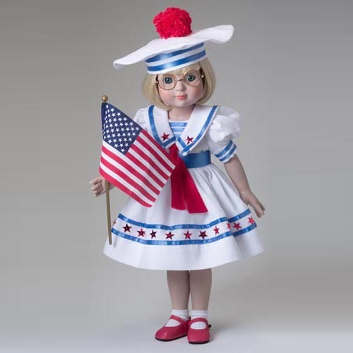 "TONNER 18"" Mery Engelbrit Star Spangled Sailor -only outfit ME5401"