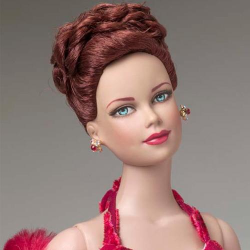 """TONNER 16"""" Scarlet Starr Auburn Brenda - E5B16D10004"""