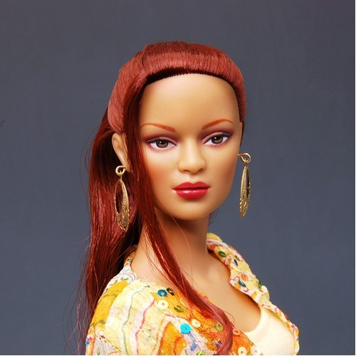 TONNER Casual Chic dressed doll- T5TWDD01